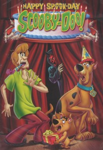 Feliz Dia do Susto Scooby-Doo!