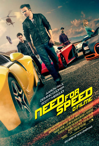 Need For Speed – O Filme 2014