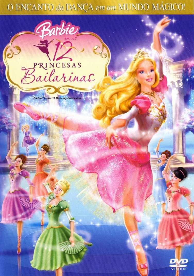 Barbie – As 12 Princesas Bailarinas