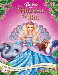 Barbie – A Princesa da Ilha
