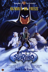 Batman e Mr. Freeze – Abaixo de Zero
