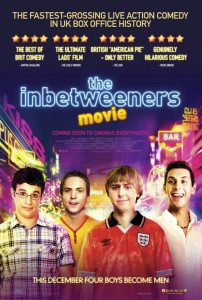 The Inbetweeners : O Filme