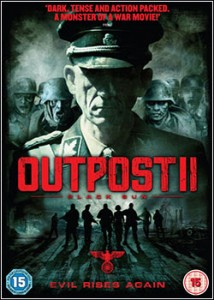 Outpost 2 : Inferno Negro