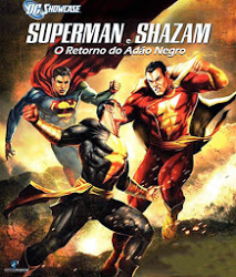 Superman e Shazam : O Retorno do Adão Negro