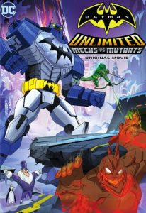 Batman Sem Limites : Mechas vs. Mutantes