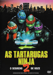 As Tartarugas Ninja II : O Segredo do Ooze