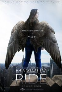 Maximum Ride : Projeto Angel