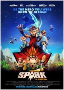 Assistir Spark : A Space Tail