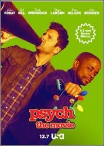 Psych : The Movie