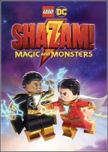Lego DC: Shazam!: Magic and Monsters